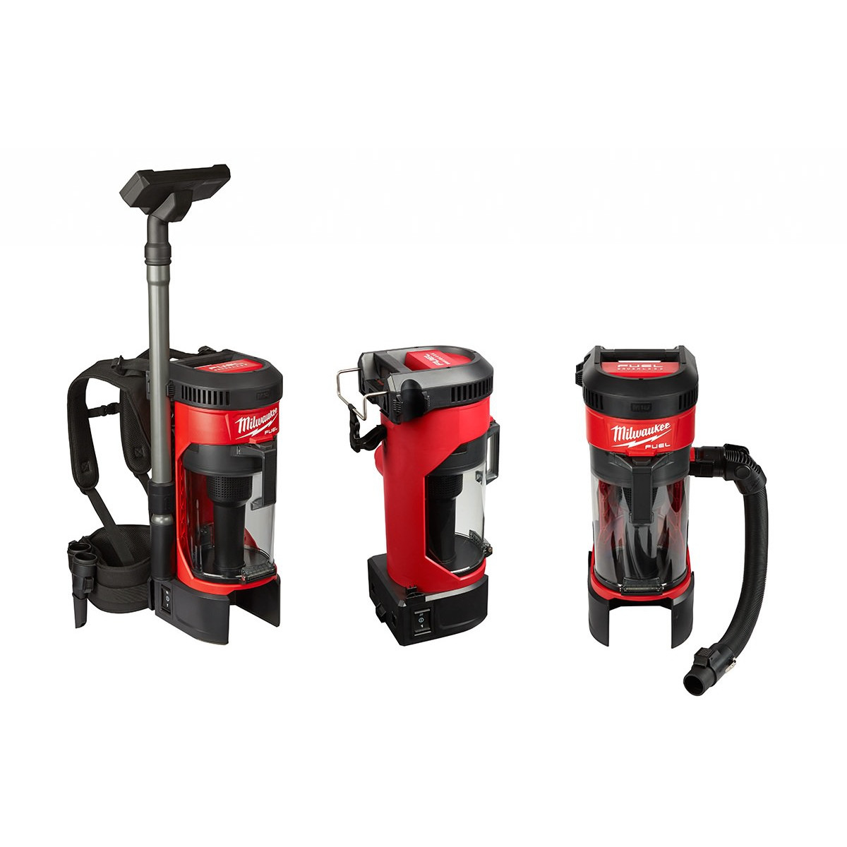 Milwaukee 0885-20  M18 FUEL 3-In-1 Backpack Vacuum Bare Tool