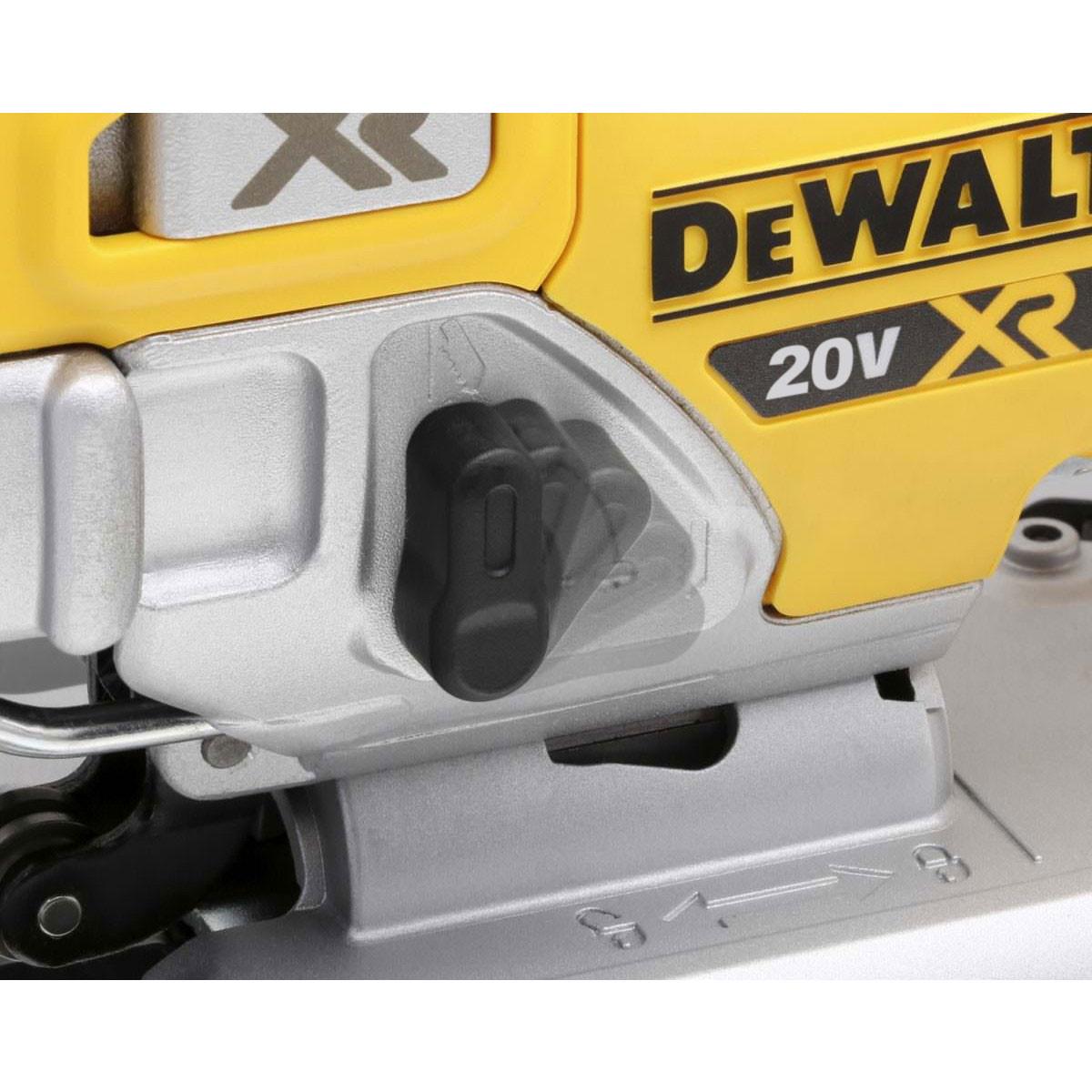 Dewalt DCS334B 20V MAX XR Brushless Cordless Top-Handle Jigsaw Tool Only