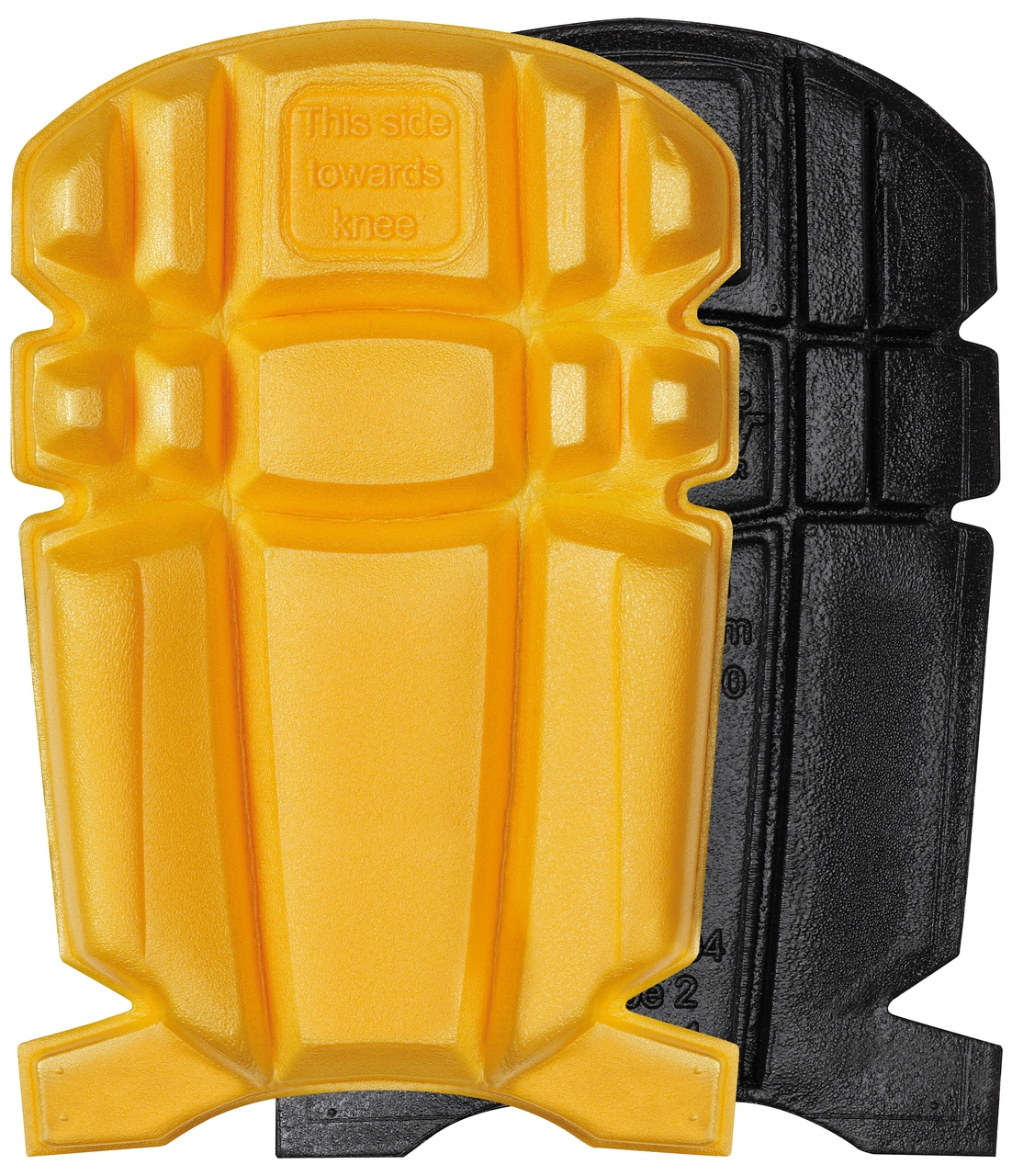 Snickers SNI-91100604000 Craftsmen Kneepads (Yellow - Black)