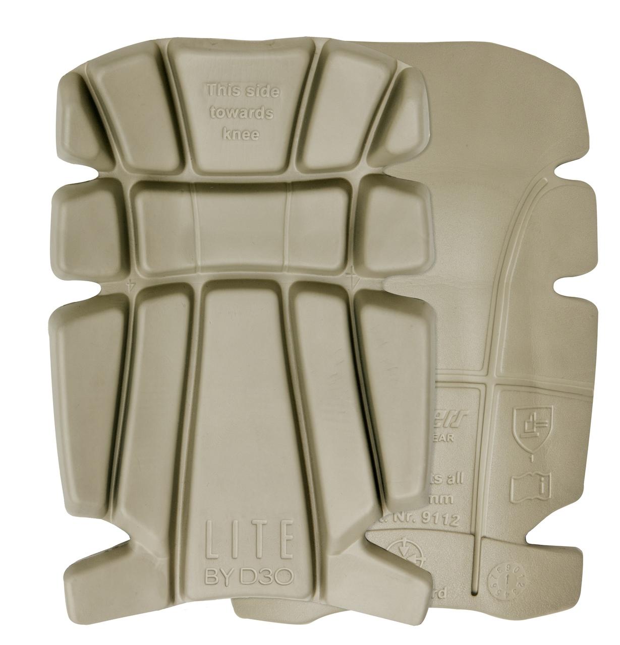 Snickers SNI-91121400000 D3O Lite Craftsmen Kneepads (Sand - Base)