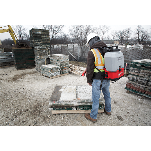 Milwaukee 49-16-28CS SWITCH TANK 4- Gallon Concrete Sprayer Tank Assembly
