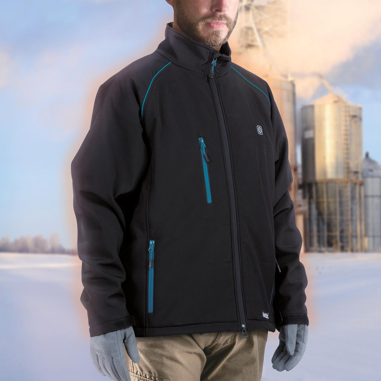 Makita DCJ205ZXXX 14.4/18V LXT Lithium-Ion Cordless Heated Jacket (Jacket Only)