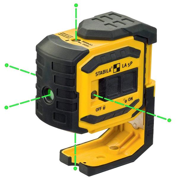 Stabila STAB-03165 LA5PG 5 Point Laser