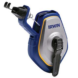 Irwin IRW-1932888 Speedline Pro Chalk Reel + Red