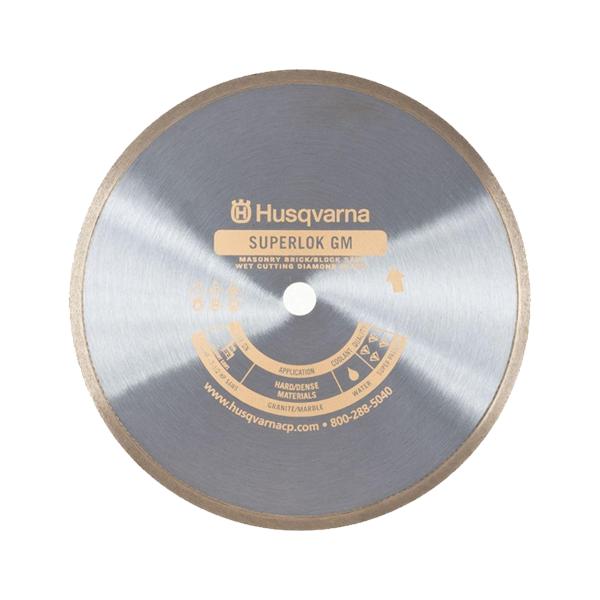 Husqvarna HUSQ-542761280 14 Continuous Rim Superlok GM Blade