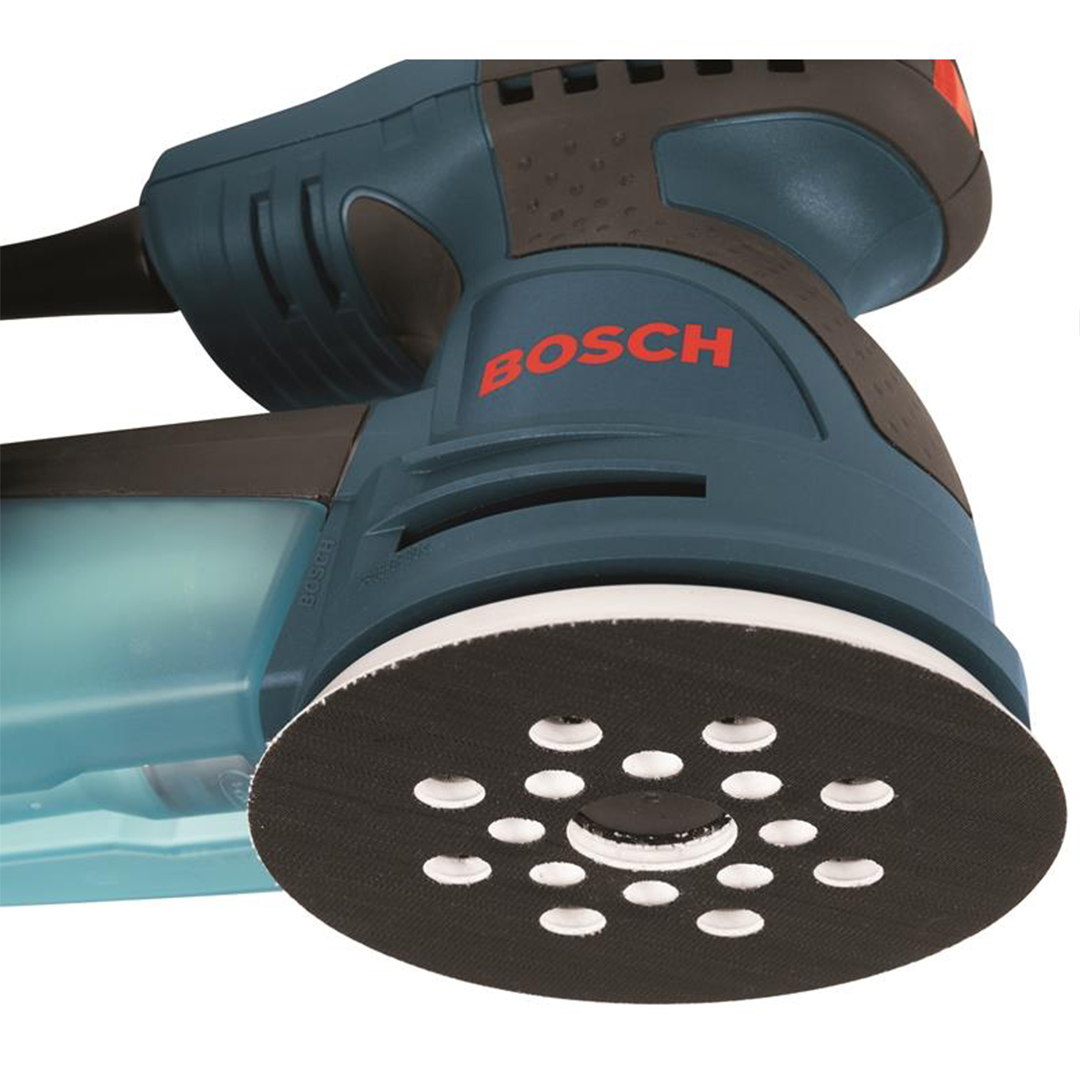 "Bosch ROS20VSK 5"" Palm Random Orbit Sander/Polisher"