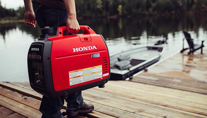 Honda HON-EU2200ITC1 Ultra Quiet 2200i Generator