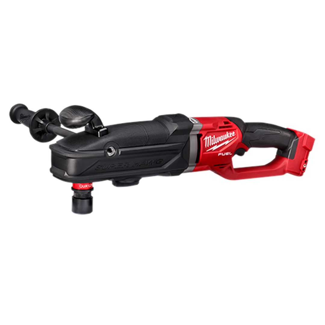 Milwaukee 2811-20 M18 FUEL SUPER HAWG Right Angle Drill w/ QUIK-LOK (Tool Only)