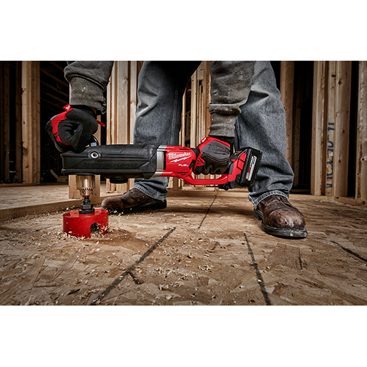 """Milwaukee 2809-20 M18 FUEL SUPER HAWG 1/2"""" Right Angle Drill"""