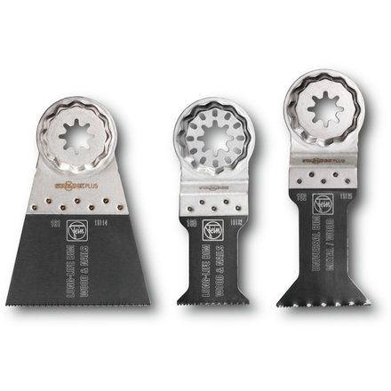 Fein FEIN-35222952090 STARLOCK PLUS E-Cut Combo Set