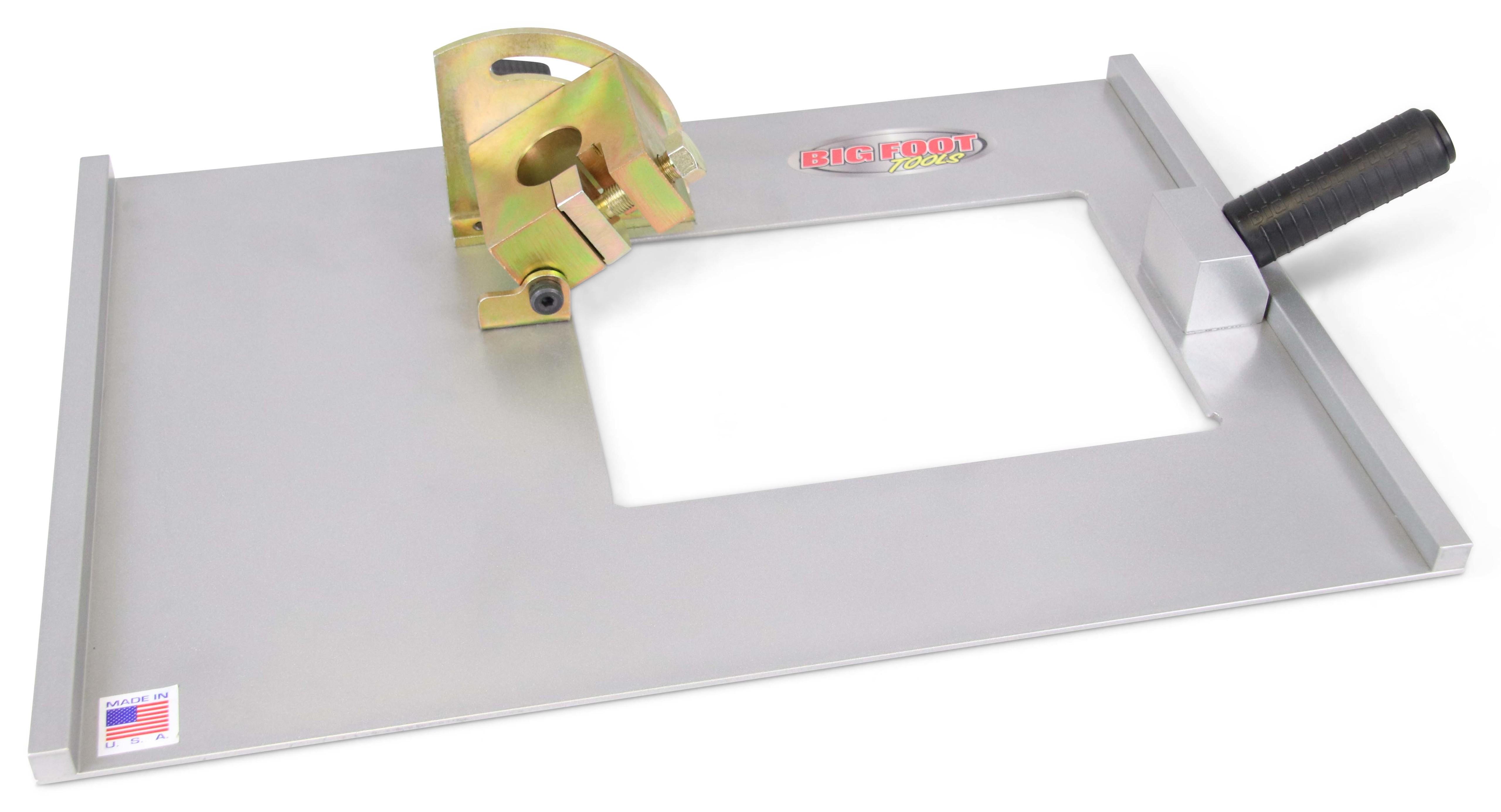Big Foot Tools BIG-CS-75HCXL 75DEG Head Cutter XL