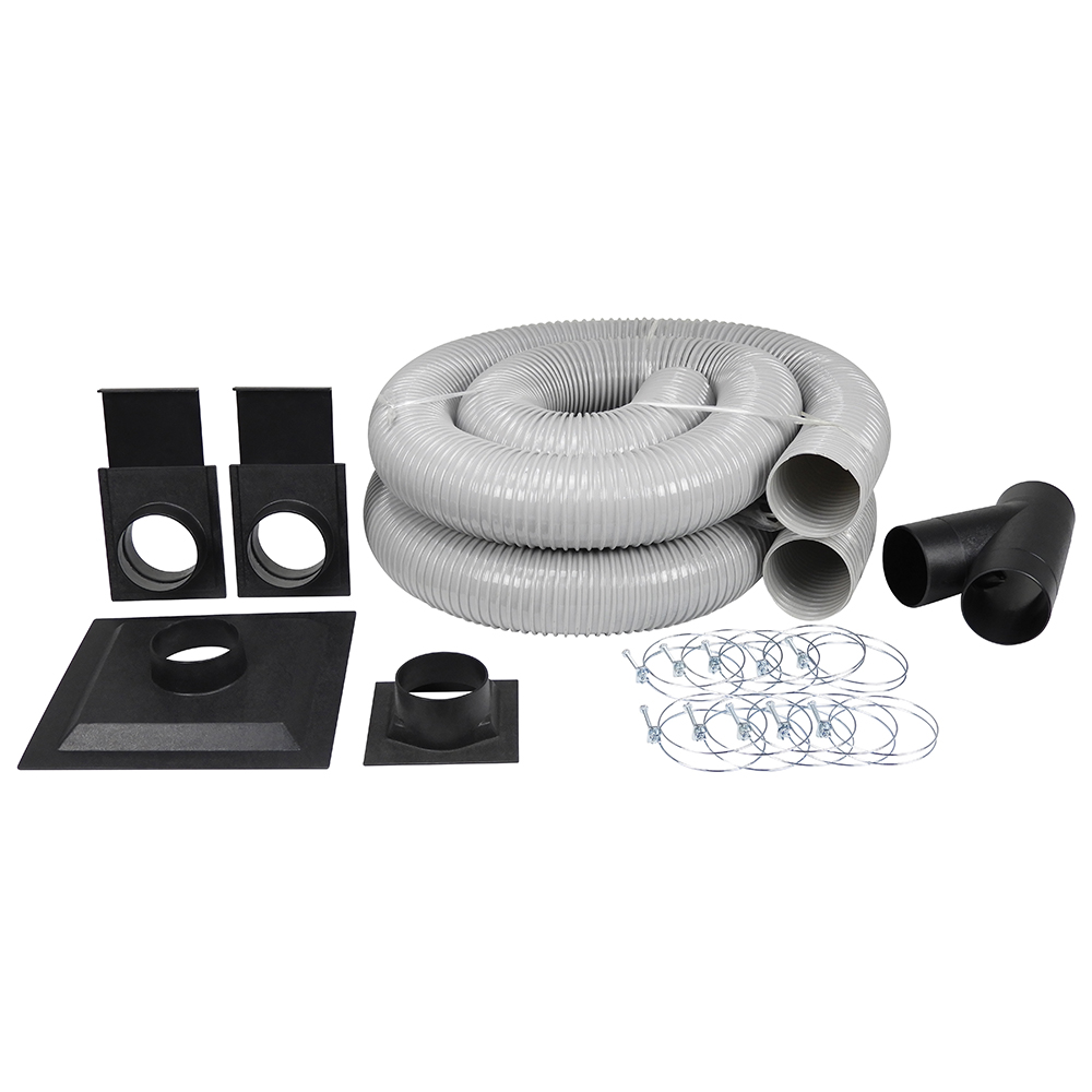 King Industrial K-1055 Dust Collection Hose Kit 2