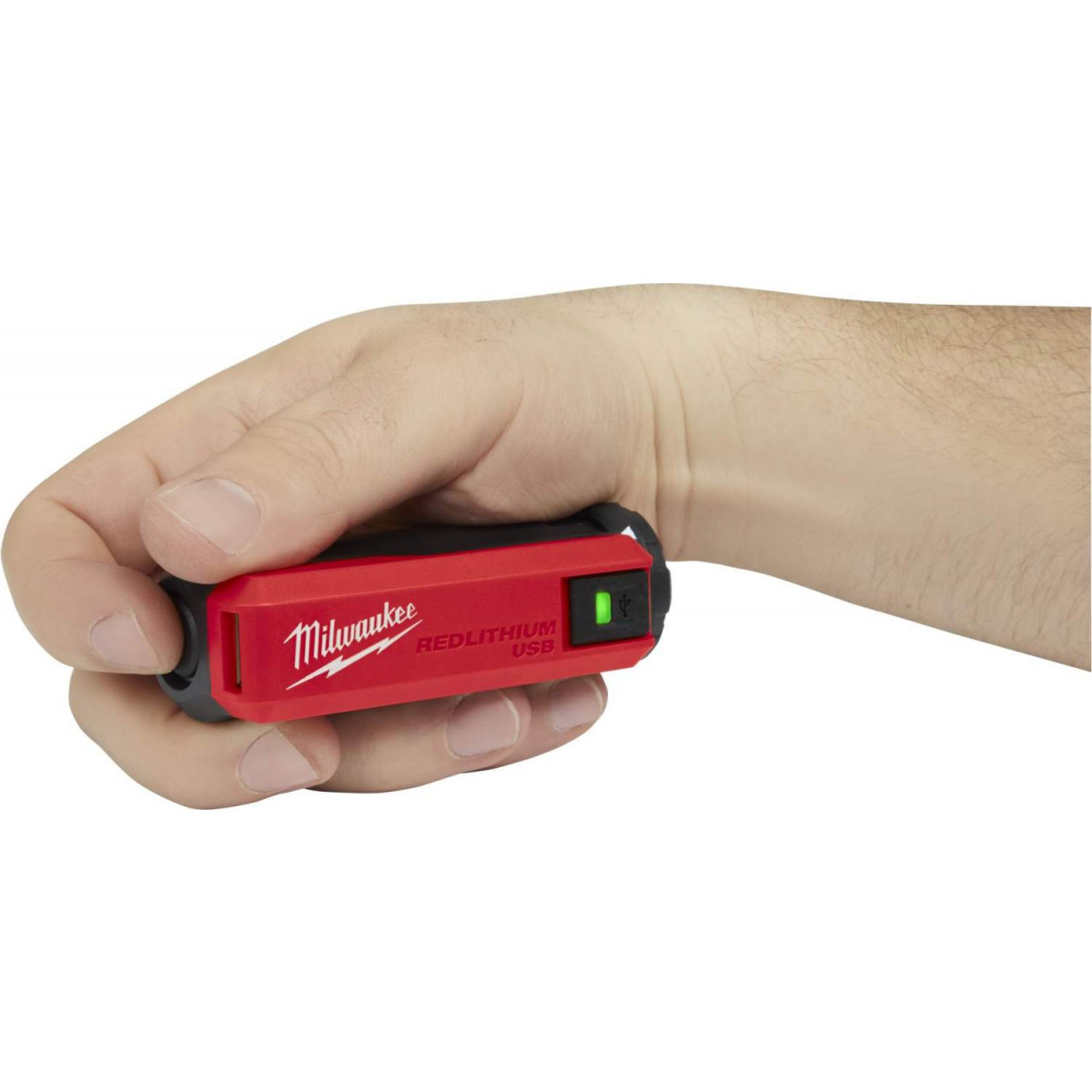 Milwaukee 48-59-2013 REDLITHIUM USB Charger & Portable Power Source Kit