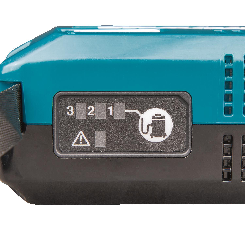 Makita WUT02U AWS Dust Extractor Adaptor Set