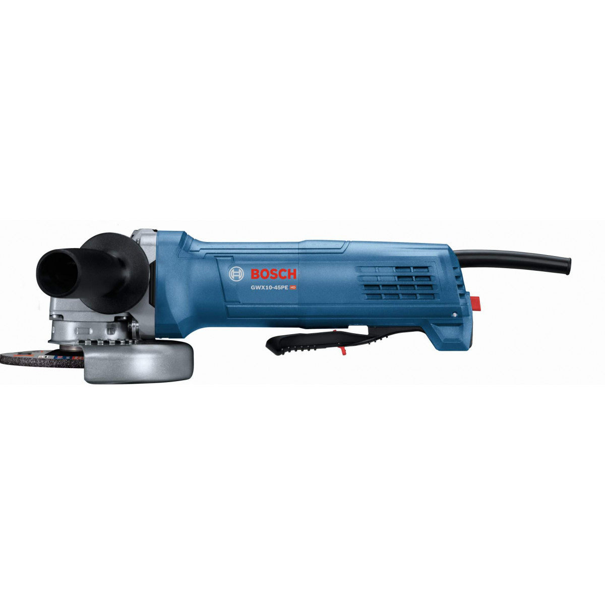 Bosch GWX10-45PE 4-1/2 In. X-LOCK Ergonomic Angle Grinder with Paddle Switch
