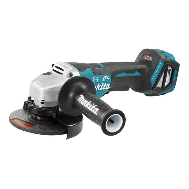 "Makita DGA518Z 5"" Cordless Angle Grinder with Brushless Motor & AWS"
