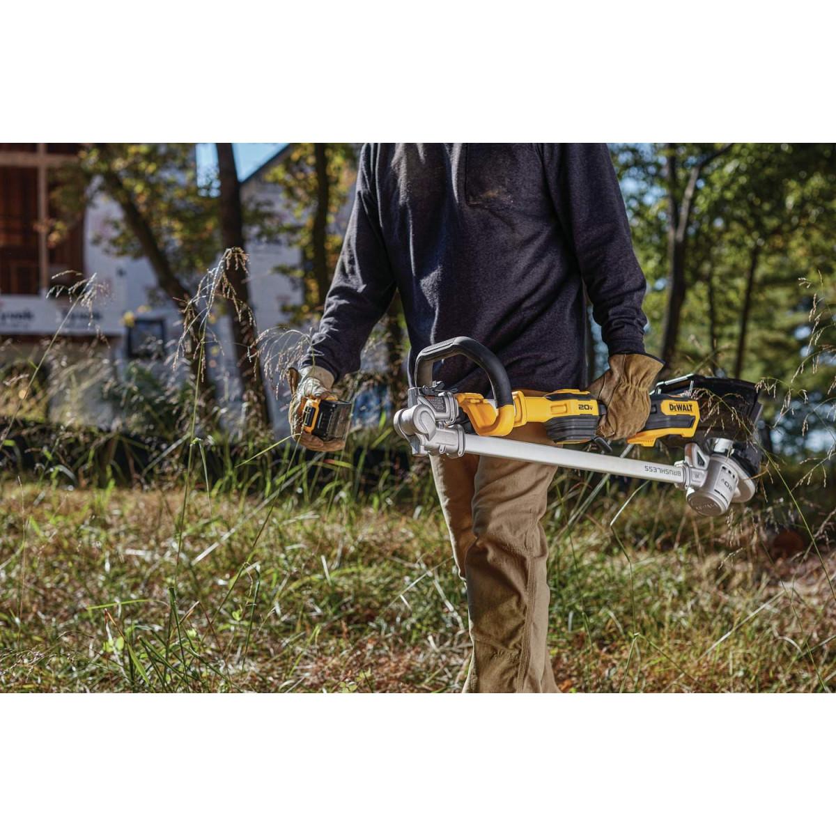 "DeWALT DCST922B 20V MAX Cordless 14"" String Trimmer (Bare Tool)"