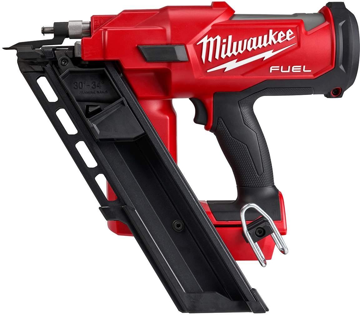 Milwaukee 2745-21 M18 FUEL 30 Degree Framing Nailer Kit