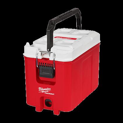 密尔沃基PACKOUT QT紧凑型冷却器