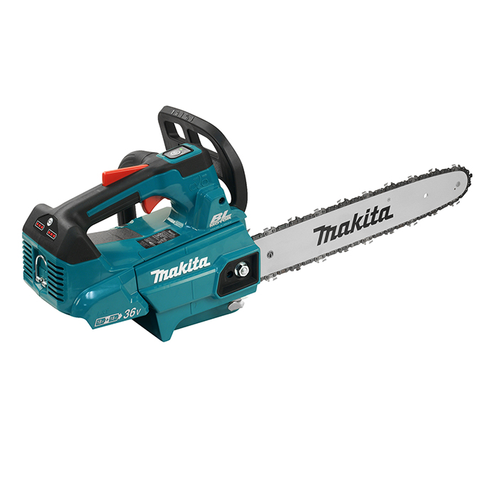 """Makita DUC356Z 14"""" / 18Vx2 LXT Cordless Top Handle Chainsaw With Bonus 5.0AH Battery & Charger Kit (Y-00309)"""