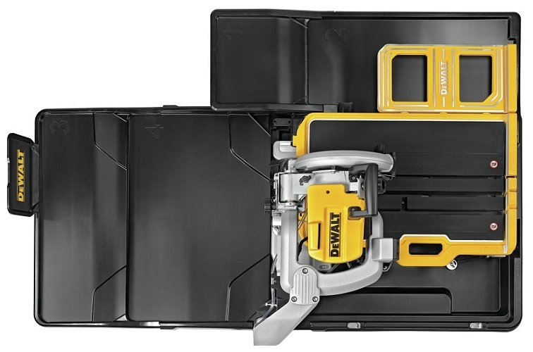 DeWALT D36000S 10 In. High Capacity Wet Tile Saw With Stand