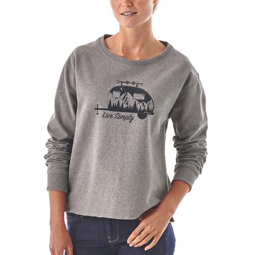 Patagonia - Live Simply Uprisal Crew Sweatshirt Women's
