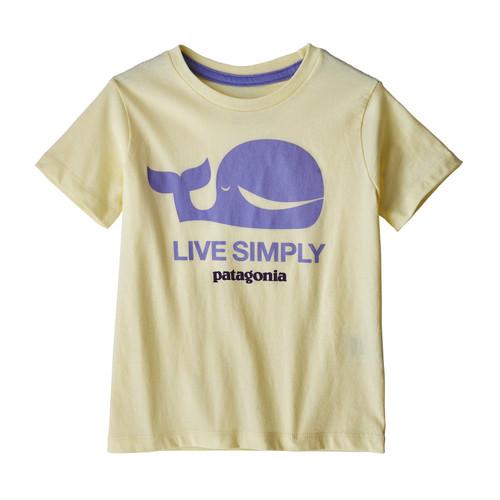 Patagonia -Baby Live Simply Organic T-Shirt