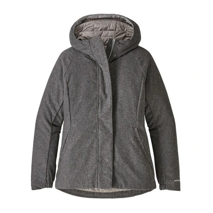 Patagonia - Women's Insulated Recylced Wool Hoody