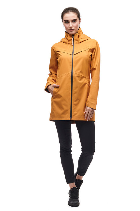 Indygena - Kisa Women's Rain Jacket (2 colors)
