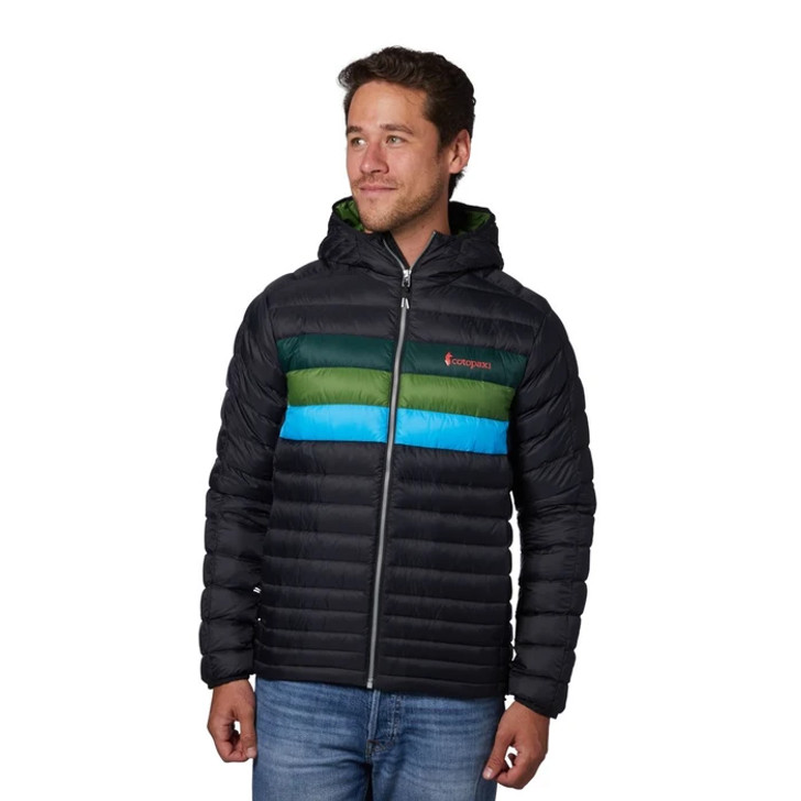 Cotopaxi - Fuego Down Hooded Men's Jacket (2 colors)