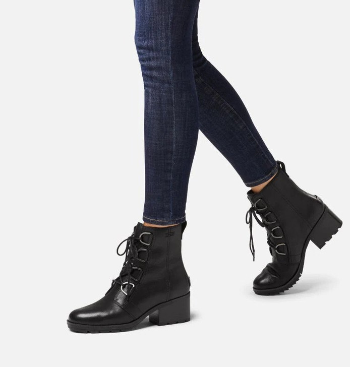 Sorel - Cate Lace Waterproof Ankle Boot