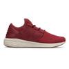 New Balance Men's MCRUZNR2 Running Shoe Red/Chili