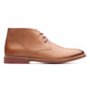 Clarks Men's Atticus Limit Chukka Boot Tan Leather