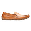 Clarks Men's Benero Race Loafer Tan Leather