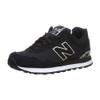 New Balance Women's WL515FOP Sneaker Black/Buttermilk