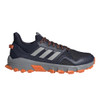 Adidas Men's Rockadia Trail Running Shoe Legend Ink/Orange
