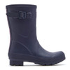 Joules Women's Kelly Welly Rain Boot W/ Adjust Back Gusset French Navy