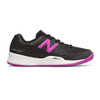 New Balance Women's WCH896B2 Tennis Shoe Black/Voltage Violet