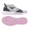 Adidas Women's Quesa Trail Runner Grey/Pink