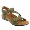 Taos Women's Trulie Sandal Herb Green