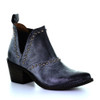Circle G By Corral Women's LD Studs Bootie Grey