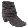 Earthies Women's Vicenza Ankle Boot Slate Suede