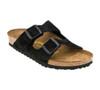 Birkenstock Unisex Arizona SF Sandal Black Suede 951323