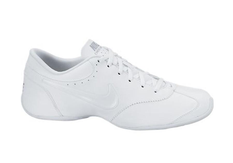 error Generalmente emoción  Nike Women's Cheer Unite Sneakers - White | Discount Nike Ladies Athletic &  More - Shoolu.com | Shoolu.com