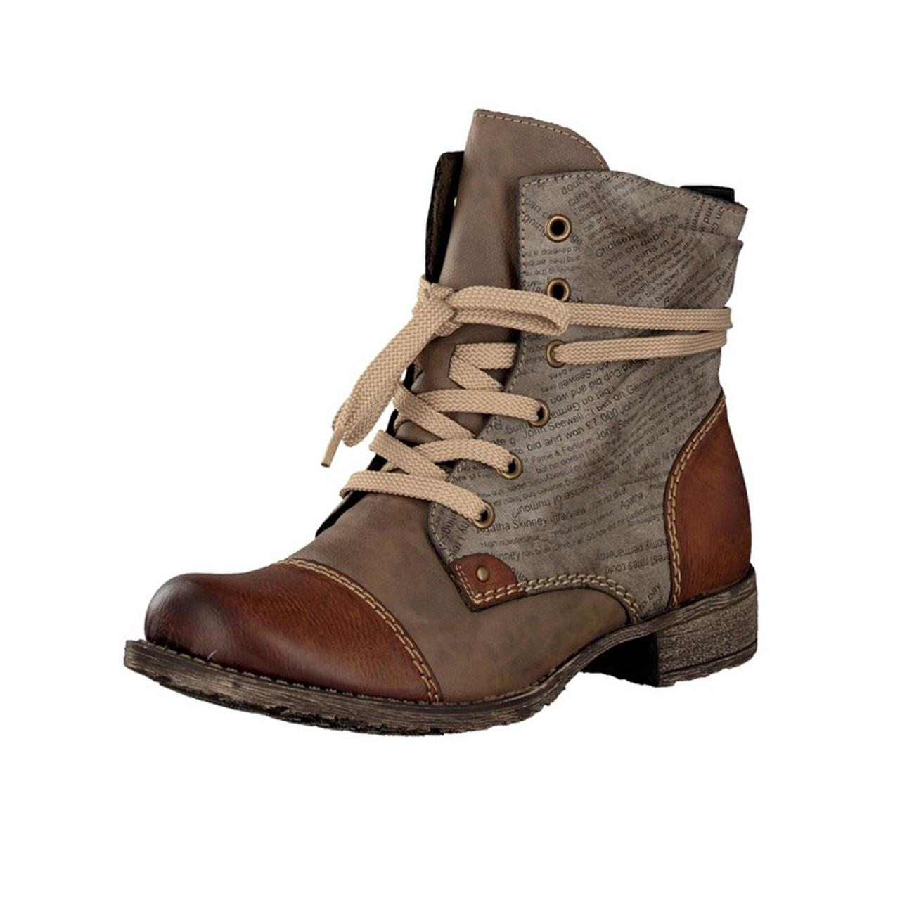 Discount Rieker Ladies Boots \u0026 More