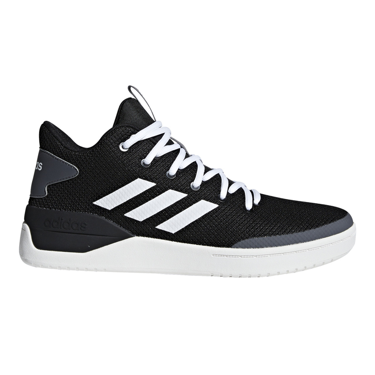 new products 0e193 8821b Adidas Men s Bball80s Basketball Shoe Black White - Shop now   Shoolu.com