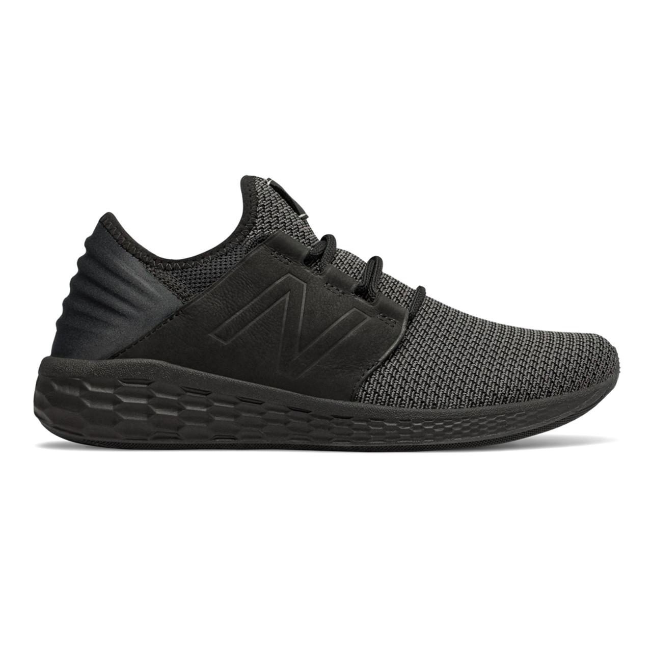 d5c25feebacac New Balance Men's MCRUZNB2 Running Shoe Black/Magnet - Shop now @ Shoolu.com