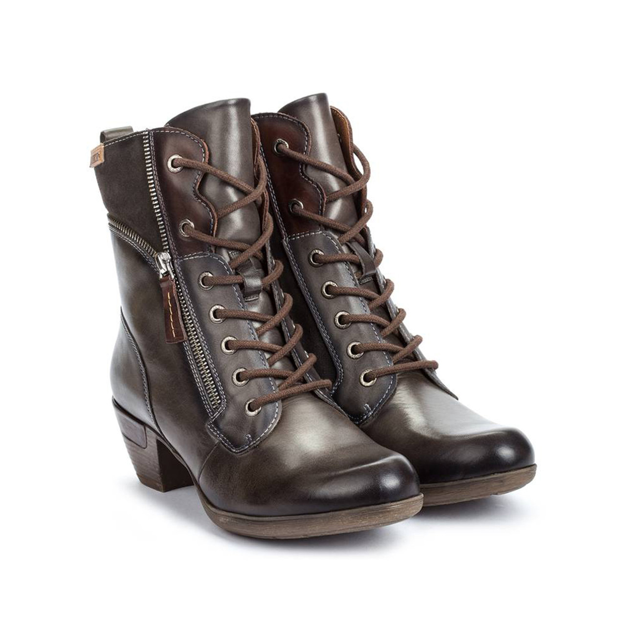 3f283cd28f3 Pikolinos Women s Rotterdam 902-9627 Boot Lead Olmo - Shop now   Shoolu.