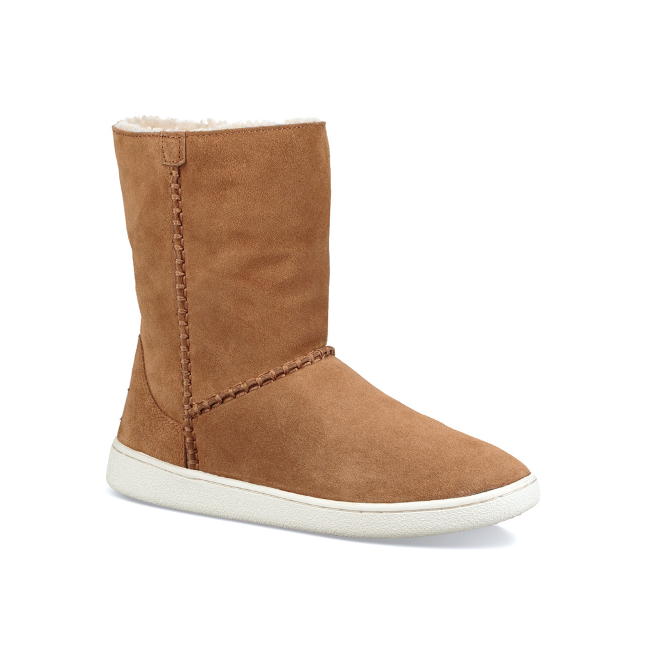 b0934eb8286 UGG Women's Mika Classic Sneaker Boot Chestnut