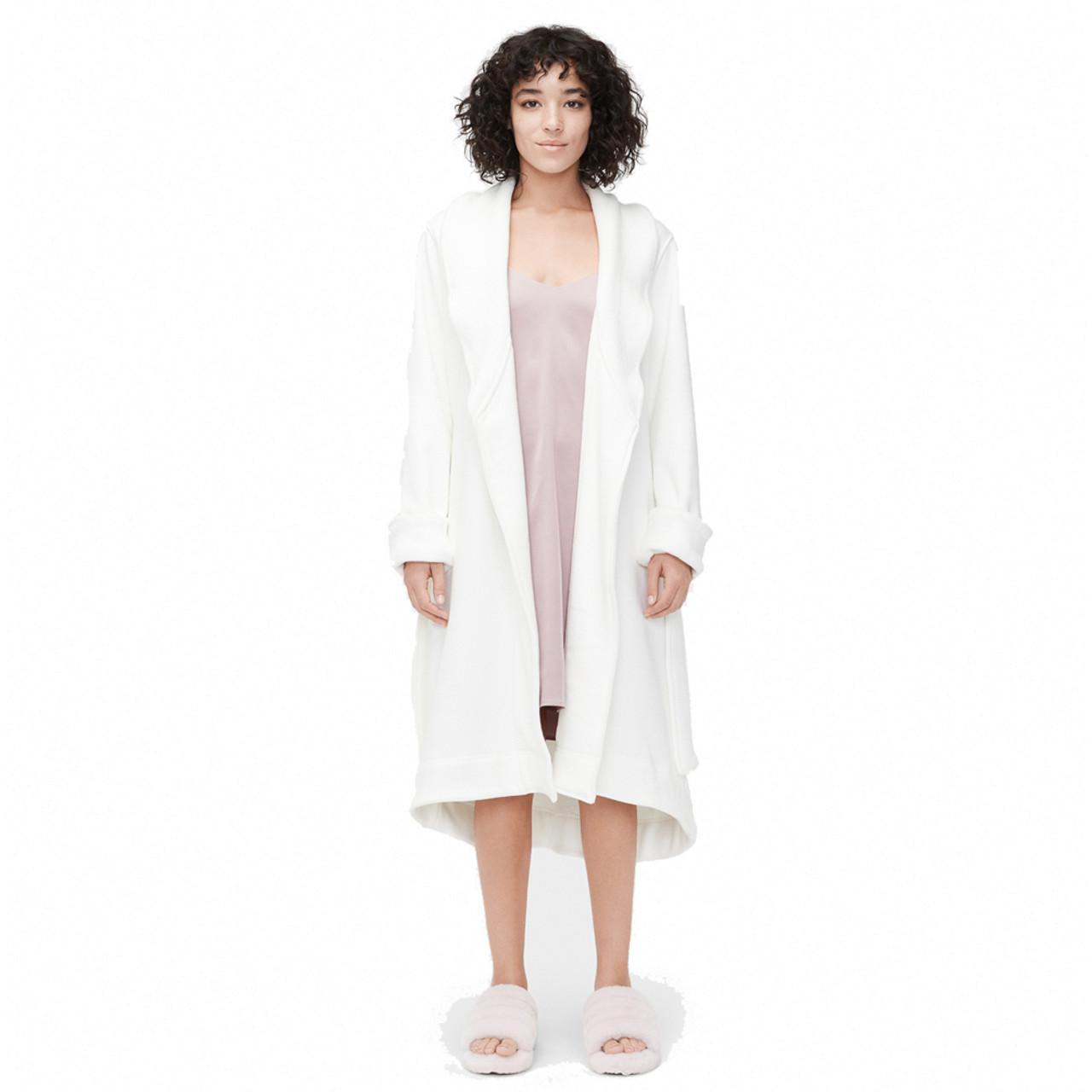 06881be9a68 UGG Women's Duffield II Robe Cream